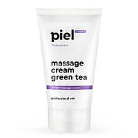 Масажний крем для обличчя Piel Cosmetics Massage Cream Green Tea 150 мл