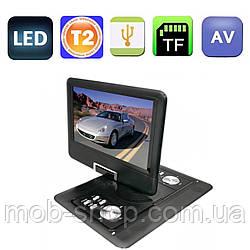 """Портативний ДВД плеєр Opera NS-1680 15,6"""" DVD медіаплеєр вбудований цифровий Т2 для автомобіля або дачі + ігри"""