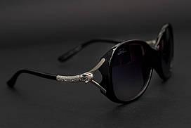 Окуляри жіночі Cartier сонцезахисні - Коричневі - 8328