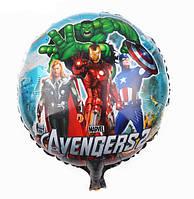 Фольгированный шар Мстители-2 (Китай)