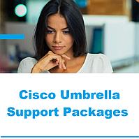 Cisco Umbrella Support Packages