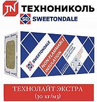 ОПТ - Утеплювач Техноніколь ТЕХНОЛАЙТ Екстра (30 кг/м3) 50 мм