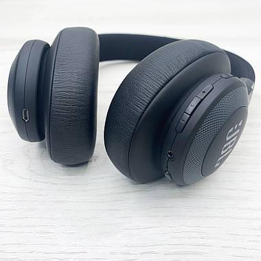 Навушники bluetooth JBL E65 BTNC (Black), фото 2