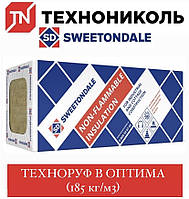 Утеплювач ТЕХНОНІКОЛЬ Техноруф ОПТИМА 185 кг/м3 (100 мм)