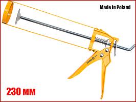 Пистолет для герметика Vorel 09150