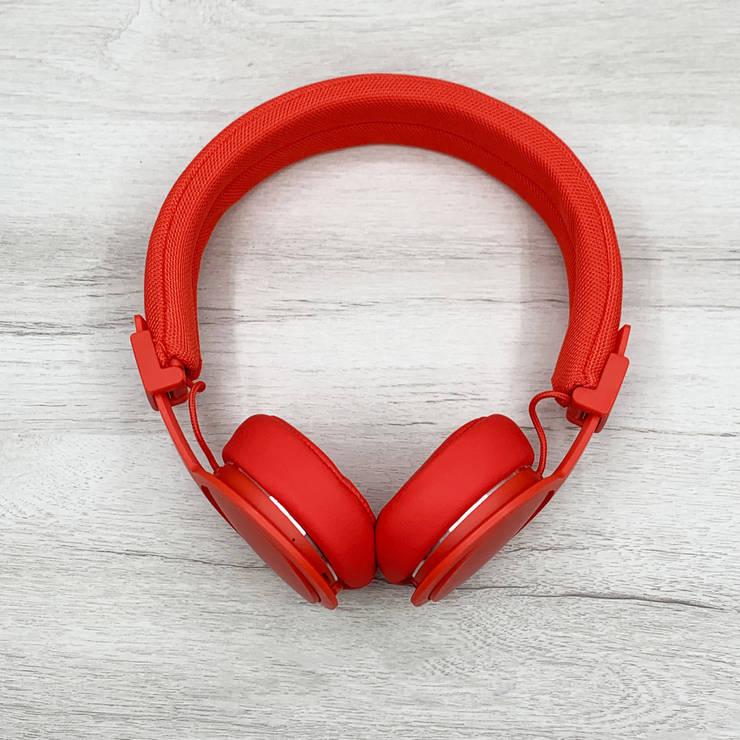 Навушники bluetooth URBANEARS Plattan ADV Tomato (Red), фото 2