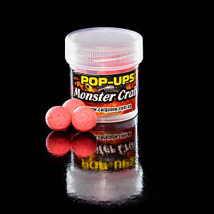 Поп Ап Pop-Ups Fluro Monster Crab (Монстр Краб) 12mm/10pc, фото 2