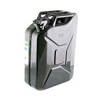 Каністра металева для бензину 20 л BELAUTO з посиленим дном (KS20)