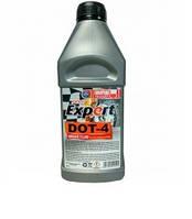 """Жидкость тормозная """"Polo Expert"""" Dot-4 1.0л"""