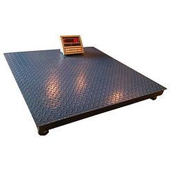 Весы платформенные для склада ВПЕ-Центровес 1000кг (800*800мм)