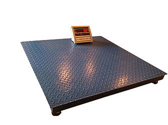 Платформенные весы стандарт ВПЕ-Центровес 2000кг (1200*1200мм)