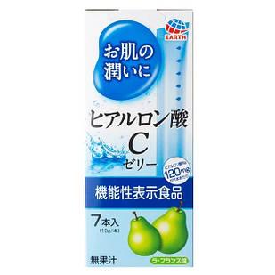 Earth Biochemical Hyaluron C Jelly Гиалуроновая кислота желе, 7 шт по 10 г