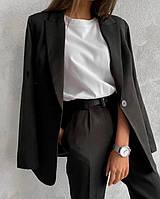 Жіночий діловий костюм-двійка Harper, фото 1