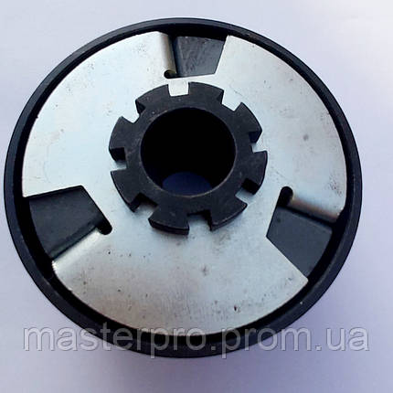 Центробежное сцепление под звезду 17 зубов вал 20 мм (цепь 35), фото 2