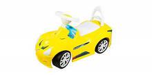 Каталка Спорт Кар 160 колір жовтий Orion