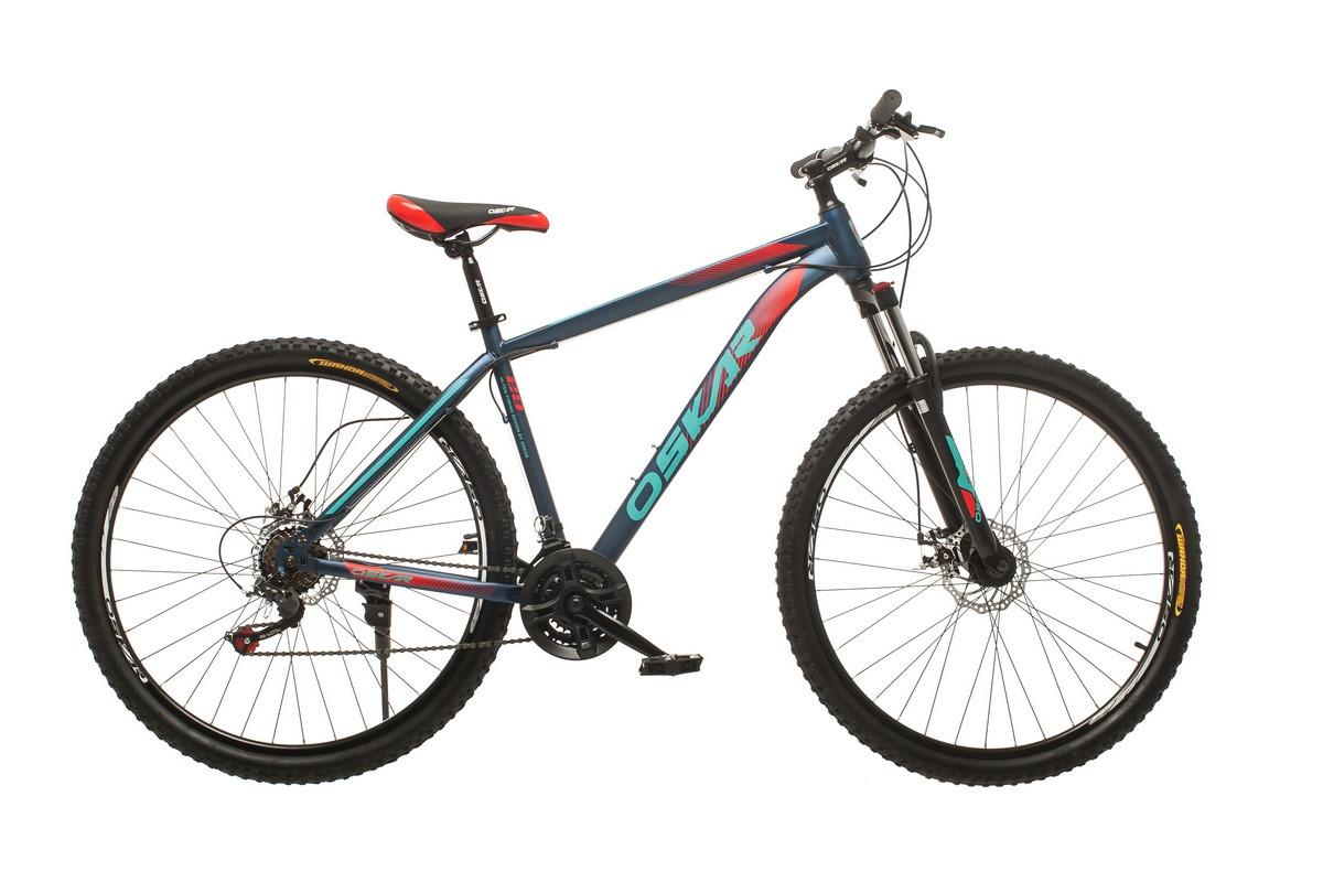 """Велосипед Oskar 29"""" M134 синій (29-m134-bl)"""