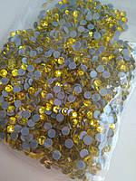 Стразы премиум Best термоклеевые Citrine ss16 (4.0mm)
