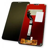 Дисплей Xiaomi Mi8 Lite с сенсором, черный (копия ААА), фото 1