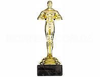 Статуэтка Оскар 19,5 см   Подарочные статуэтки Оскар на выпускной вечер / корпоратив / тематическую вечеринку