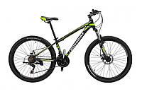 Гірський алюмінієвий Crossbike Leader 26 велосипед new, фото 1