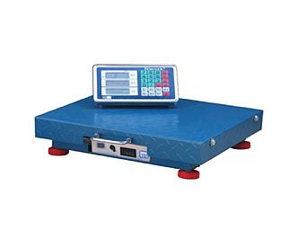 Весы торговые беспроводные с Bluetooth BEST 600 кг (52х62 см)