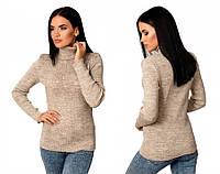 Жіночий светр під горло, фото 1