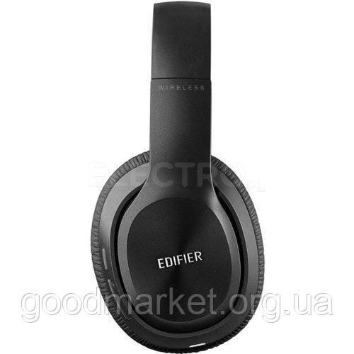 Навушники з мікрофоном Edifier W820BT Black