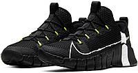 Мужские кроссовки Nike Free Metcon 3 Black White