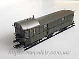 Liliput 334401 масштабна модель 3х осного поштового вагона,типу Pw3 Pr11, 111 299, DRG, масштабу Н0 (1/87), фото 3