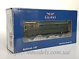 Liliput 334401 масштабна модель 3х осного поштового вагона,типу Pw3 Pr11, 111 299, DRG, масштабу Н0 (1/87), фото 5