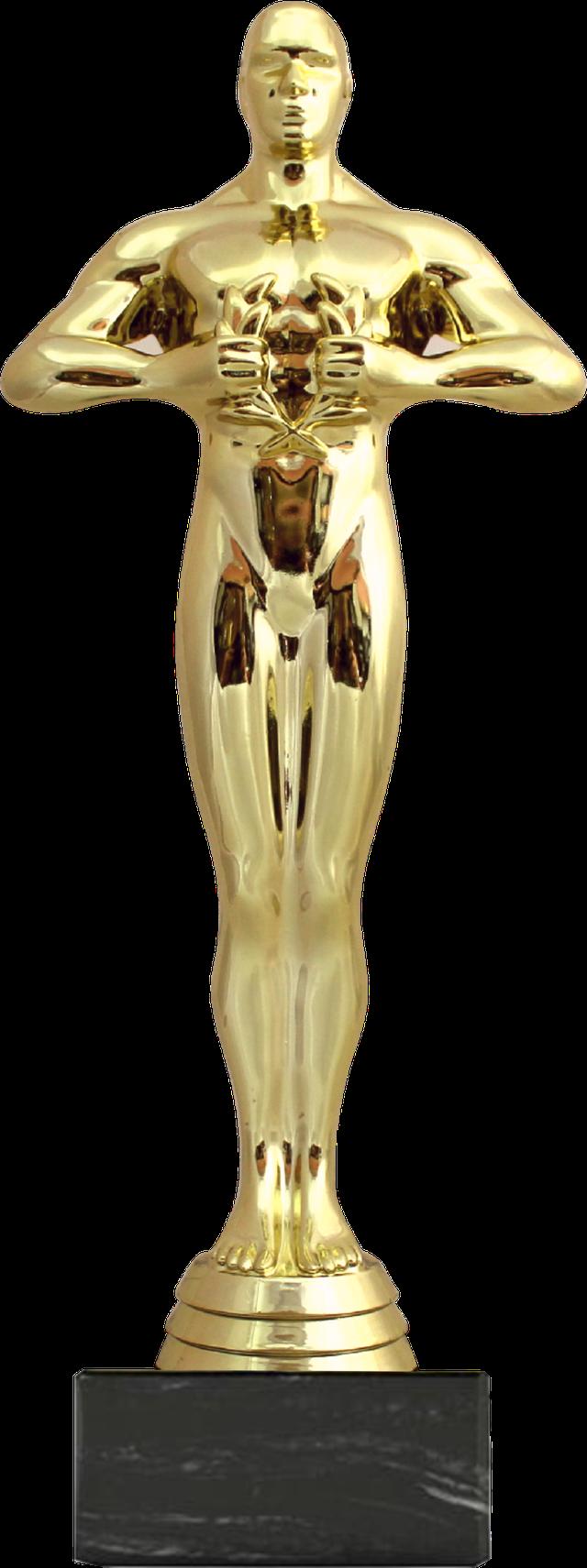 Статуэтка Оскар высотой 240 мм