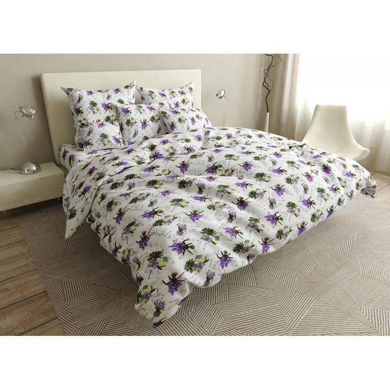 Комплект постельного белья Lavander SoundSleep бязь полуторный