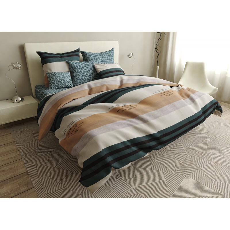 Комплект постельного белья Vedding SoundSleep бязь двуспальный