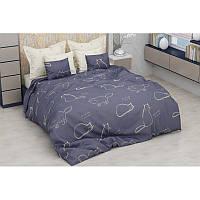 Комплект постельного белья SoundSleep Cute Cats бязь двуспальный