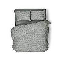 Комплект постельного белья Green Grey SoundSleep двуспальный