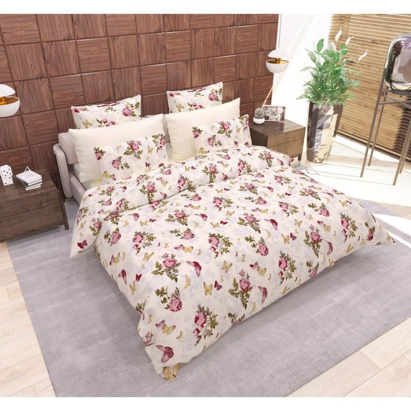 Комплект постельного белья Butterfly SoundSleep бязь двуспальный