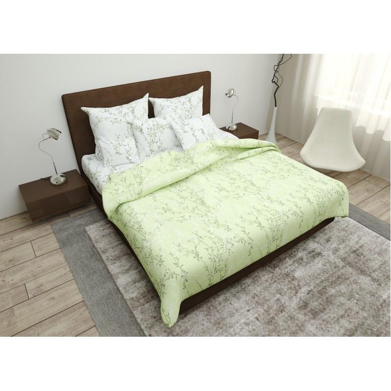 Комплект постельного белья SoundSleep Wigs бязь евро