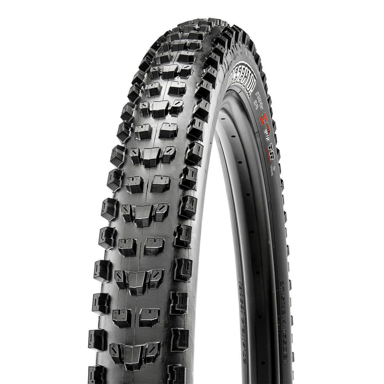 "Покришка велосипедна Maxxis Dissector 29x2.4"" WT (складна, фолдінга) 3С/EXO/TR (Tubeless Ready)"