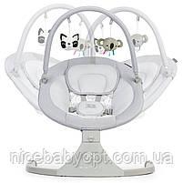 Крісло-гойдалка Kinderkraft Luli Gray, фото 2