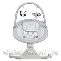 Крісло-гойдалка Kinderkraft Luli Gray, фото 8