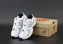 Мужские кроссовки New Balance 530 White MR530SG, фото 2