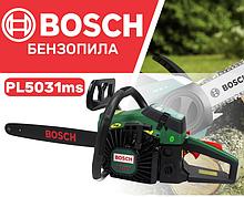 Бензопила BOSCH PL 5031ms шина 45 см 3.1 кВт   Пила Бош