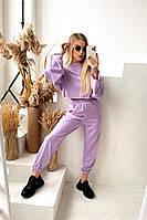 Жіночий яскравий спортивний костюм з укороченою кофтою в кольорах (Норма), фото 3