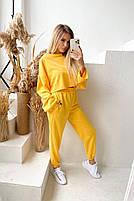 Жіночий яскравий спортивний костюм з укороченою кофтою в кольорах (Норма), фото 6