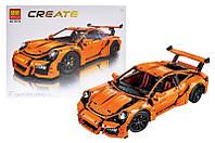 "Конструктор ""TECHNIC"" ""Porsche 911"" 2704 дет. 10570 (аналог Lego 42056)"