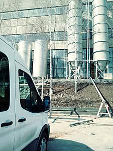 Система защитного заземления установлена в производственном цеху для корпорации Алеф в городе Днепр.