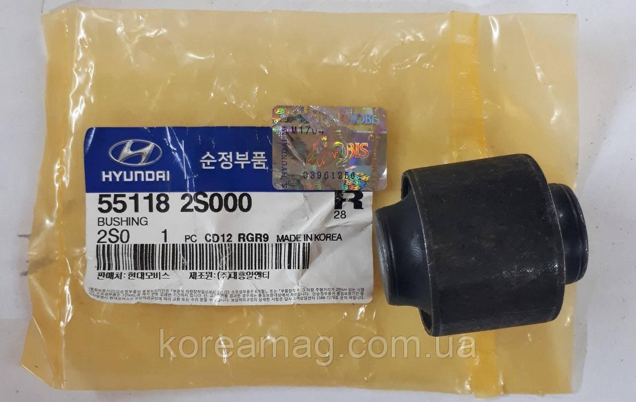 Сайлентблок заднего поперечного рычага Hyundai Sonata LF