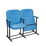 Крісло для актового залу м'яке секційне УНІВЕРСАЛ, фото 2