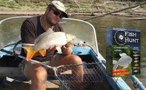 ⛑ Fish Hunt - Стимулятор для улову всіх видів риб (Фіш Хант) Активатор клювання, Стимулятори клювання