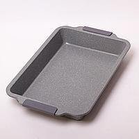 Форма для запікання 46*30*6см   вуглецевої сталі з антипригарним покриттям